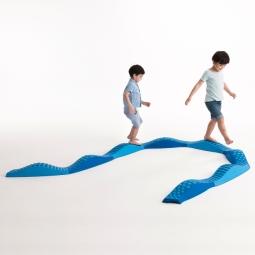 Weplay 波浪触觉步道-蓝色海洋
